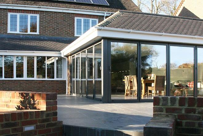 aluminium bi fold doors glaziers manchester citizen windows