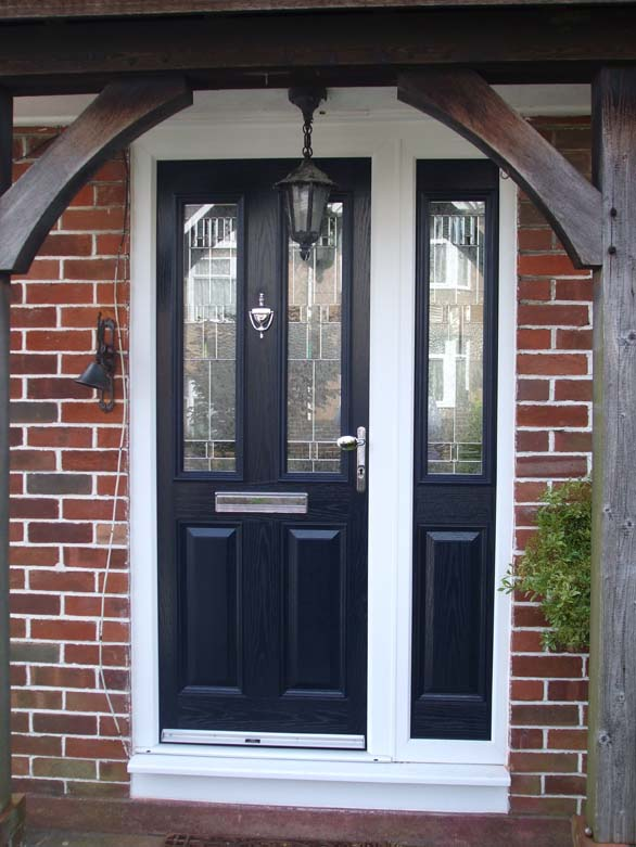 Rock doors veka composite doors upvc doors citizen for Composite windows