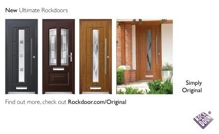 Rock Door New Range  sc 1 st  Citizen Windows & Brand New Rock Doors Just Launched - Glaziers Manchester | Citizen ...